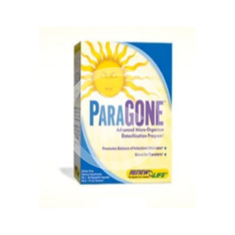 ParaGONE Advanced Micro-Organism Detox Program