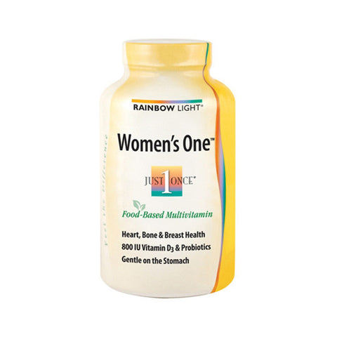Women's One Food-Based Multi 90 Tabs