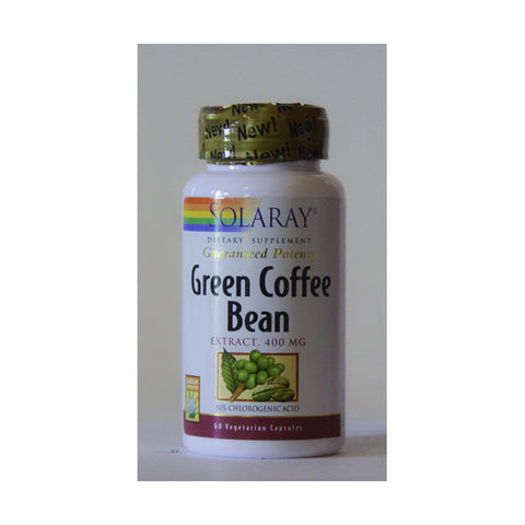 Green Coffee Bean 60 Vcaps