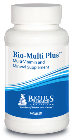 Bio Multi Plus w/Iron 90 Tabs