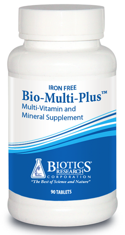 Bio Multi Plus Iron Free 90 Tabs