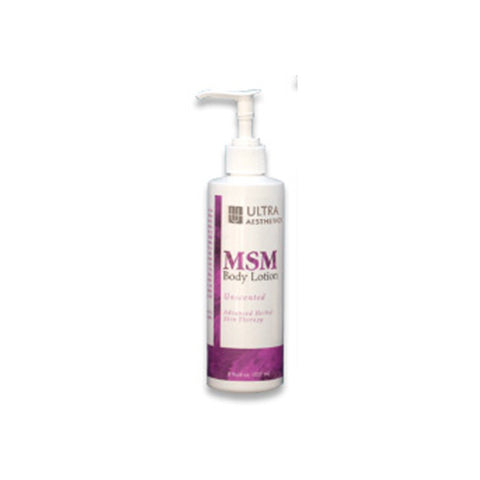 MSM Body Lotion 8 Oz