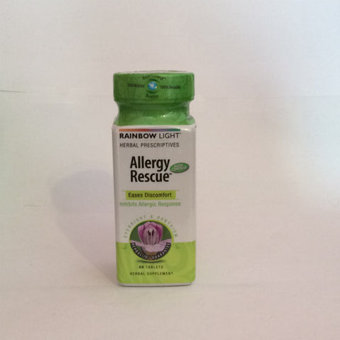 Allergy Rescue 60 Tablets