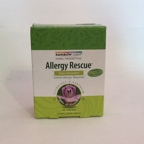 Allergy Rescue 30 Tablets