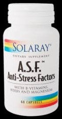 A.S.F. Anti-Stress Factors 60 Ct