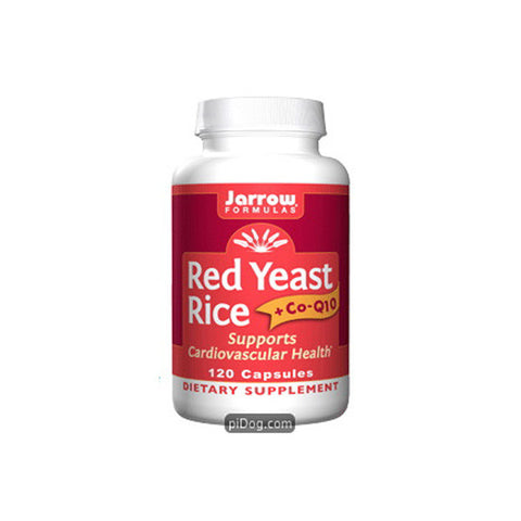 Red Yeast Rice+CoQ10 90 Caps