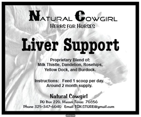 NCG Liver Support