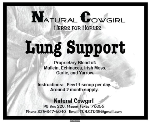 NCG Lung Support