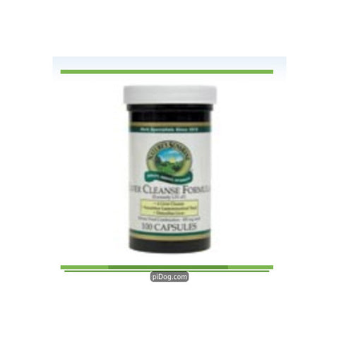 Liver Cleanse Formula 100 Capsules