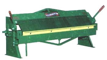 National U4816 Bench Model Box & Pan Brake