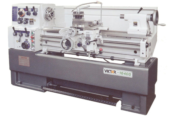 VICTOR ENGINE LATHE 1640-S