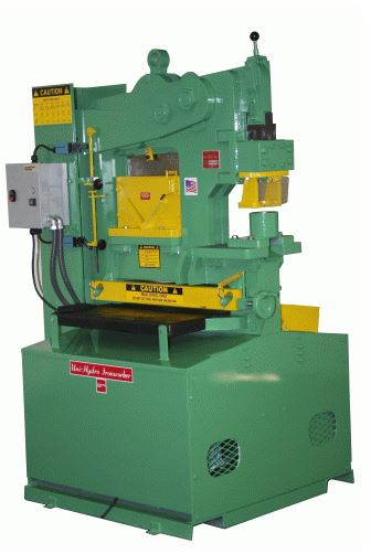 Uni-Hydro 80-24 Ironworker (1 or 3 ph)