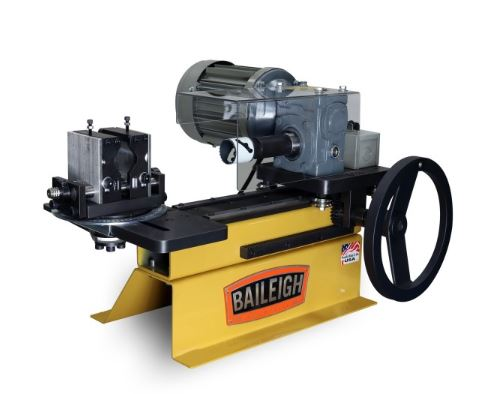 Baileigh TN-300 Hole Saw Tube & Pipe Notcher