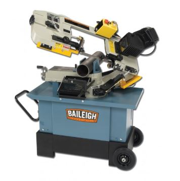 Baileigh BS-712MS Horizontal Vertical Band Saw