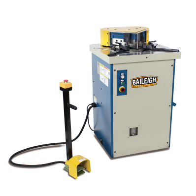 Baileigh SN-F04-MS Sheet Metal Corner Notcher