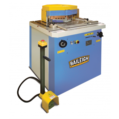 Baileigh SN-V04-MS Sheet Metal Corner Notcher (Variable Angle)