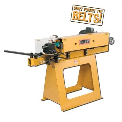 Baileigh TN-400 Abrasive Tube & Pipe Notcher