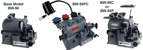Black Diamond Drill Grinder BW-90pc