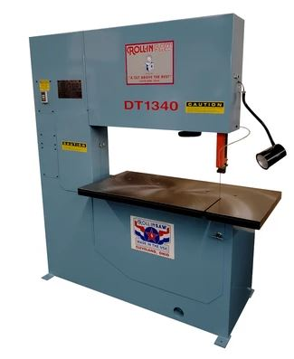 Roll-In DT-1340 Deep Throat Journeyman Vertical Band Saw