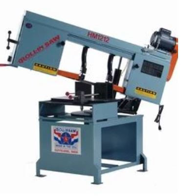 Roll-In HM-1212 Horizontal Miter Band Saw