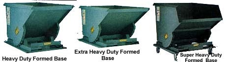 Jesco Husky Heavy Duty Hoppers
