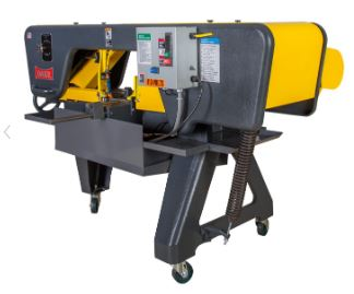 Dake  JH10W3 HD Horizontal Band Saw