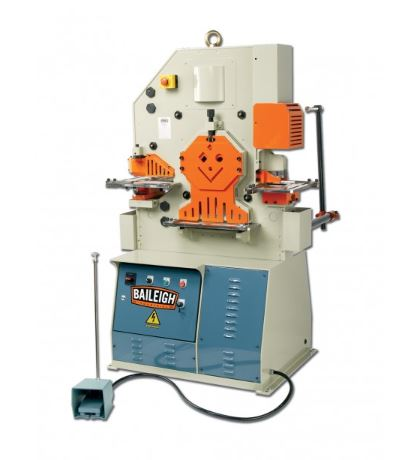 Baileigh SW-621 Hydraulic Ironworker (1 Ph)