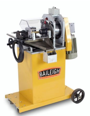 Baileigh TN-800 Tube & Pipe Notcher