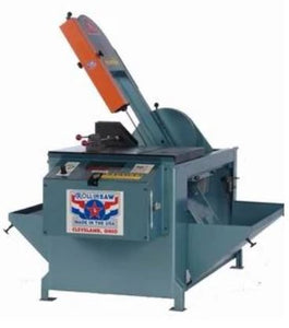 Roll-In TF-1420 Tilt Frame Vertical Band Saw