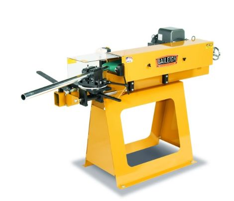 Baileigh TN-600 Abrasive Tube & Pipe Notcher