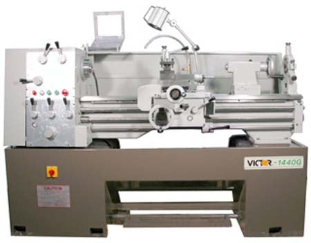 VICTOR ENGINE LATHE 1440G