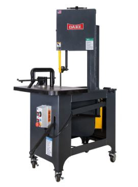 Dake Work-A-Matic SXC Vertical Band Saw