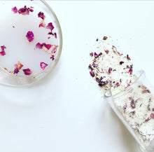 Load image into Gallery viewer, Indulge Rose Petal Milk Bath