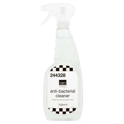 Antiviral Antibacterial Spray Surface Cleaner KILLS 99.99% Germs & Viruses 750ml - PPE Supplies UK