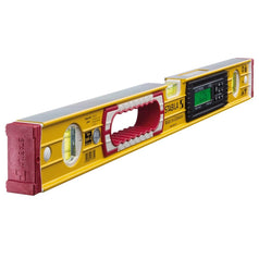 Stabila 17673 1220mm 3-Vial IP65 Electronic Spirit Box Level