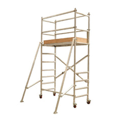 Scaffworx SCAFF2.0 2.0m Tradie High Scaffolding Base Pack & Guard Rail Pack