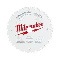 Milwaukee-48408924-235mm-9-1-4-24T-Framing-Wood-Circular-Saw-Blade