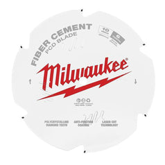 Milwaukee-48409010-254mm-10-8T-Fibre-Cement-Circular-Saw-Blade