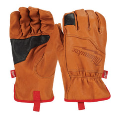 Milwaukee SMARTSWIPE™ Premium Leather Gloves