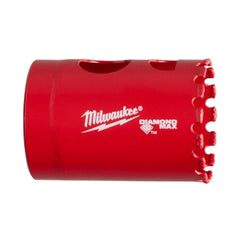 "Milwaukee Milwaukee 49565620 32mm (1-1/4"") Hex Shank Diamond Max Hole Saw"