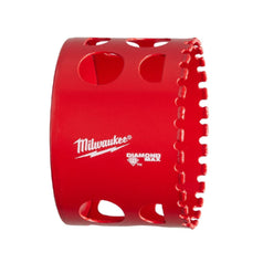 "Milwaukee Milwaukee 49565660 64mm (2-1/2"") Hex Shank Diamond Max Hole Saw"