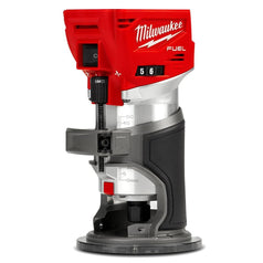 Milwaukee M18FTR-0 18V Cordless Fuel Laminate Trimmer Router (Skin Only)