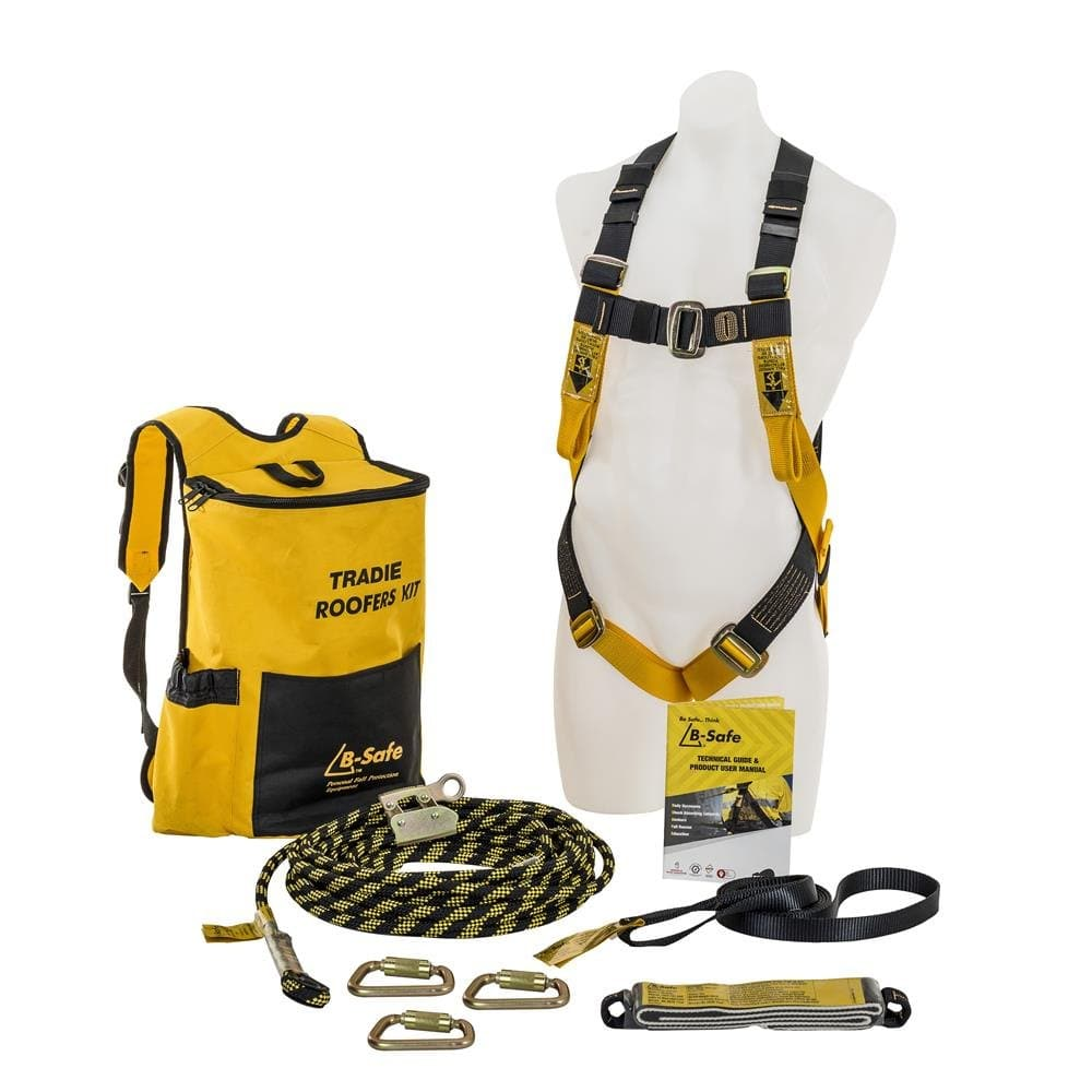 Roofers Harness Kits