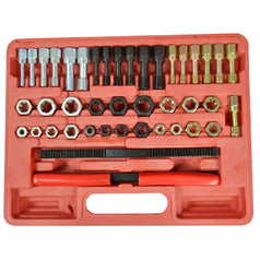 Grip 53150 42 Piece Tap & Die Re-threading Tool Set