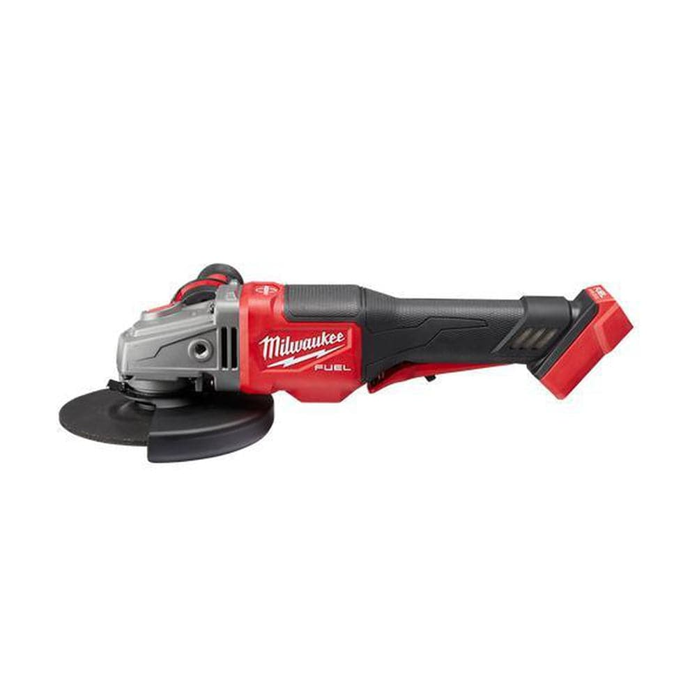 Milwaukee-M18FSAG125XPDB-0-18V-125mm-5-FUEL-Cordless-Rapid-Stop-Angle-Grinder-Skin-Only