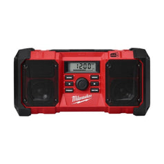 Milwaukee M18JSRDAB+-0 18V Cordless Digital Jobsite Radio (Skin Only)