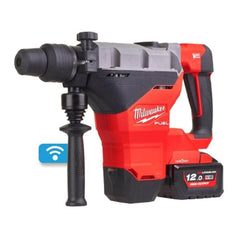 Milwaukee M18FHM-122C 18V 12.0Ah FUEL ONE-KEY 44mm SDS Max Rotary Hammer Drill Kit