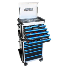 SP-Tools-SP52565-293-Piece-Metric-14-Drawer-Blue-White-TECH-Series-Roller-Cabinet-Tool-Chest-Kit