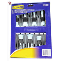 AuzGrip AuzGrip A63650 8 Piece 100mm Tamper Proof Torx Screwdriver Set