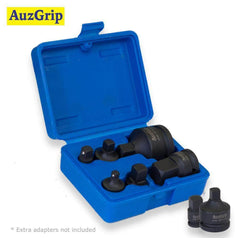 AuzGrip AuzGrip A68000 6 Piece Impact Socket Adaptor Set